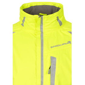 Endura Luminite II heren regenjas geel